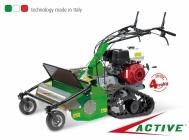 ACTIVE AC 642 HD - pásový kladívkový mulčovač